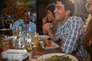 Enjoy Comfort During Meals with Dental Restoration